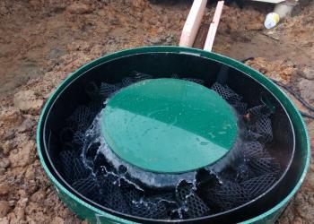 ЕВРОЛОС качественно установим септик для канализации частного дома