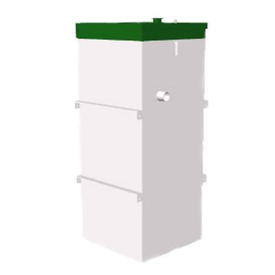 Монтаж Топас 5 ПР установка септика под ключ, быстрая установка за 1 день